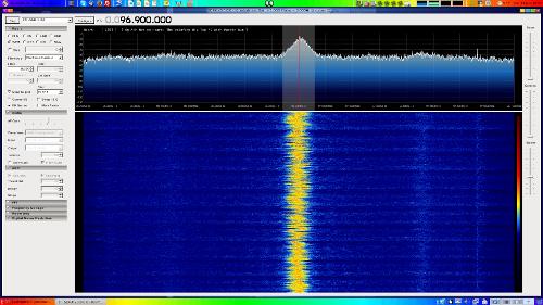 SDR screenshot